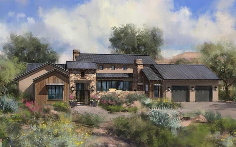 Enchantment Ranch at Sedona Ranch