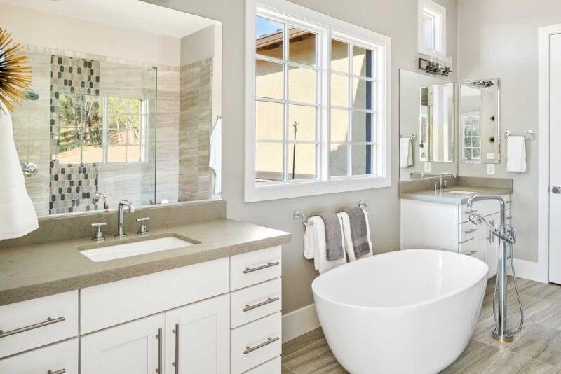 Homestead Master Bath