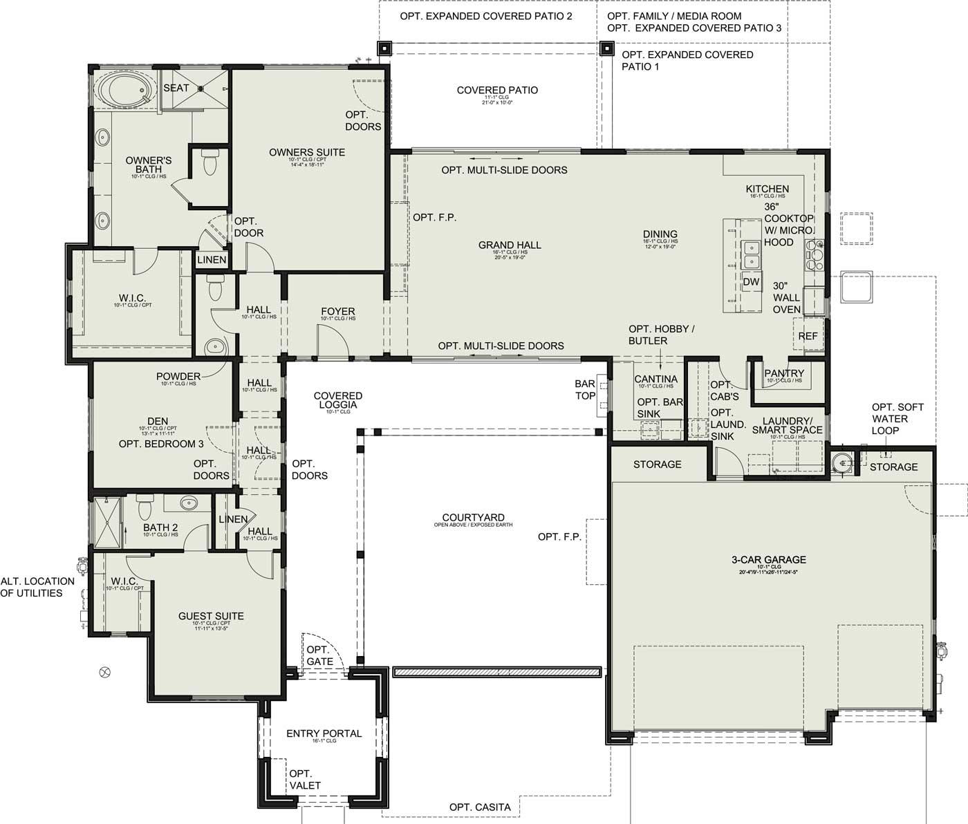 Sundance Floorplan