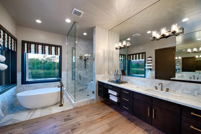 Enchantment Master Bath